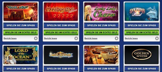 Quasar Casino Online
