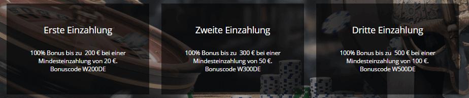 Bonuscode Viks Casino