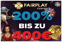 Faiplay Casino Bonus