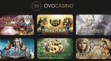 OVO Casino mit EGT als Top-Alternative zu Novoline
