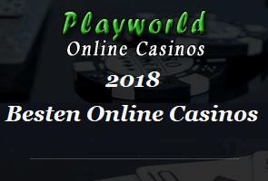 Die besten Online Casinos 2018