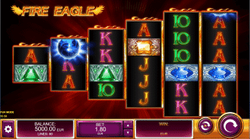 Fire Eagle Slot - Kalamba Games