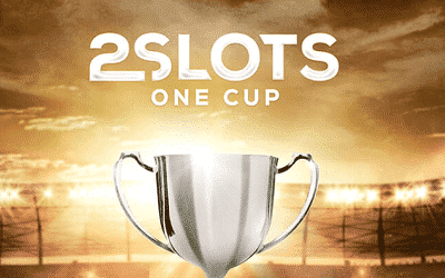 2 Slots One Cup Promo