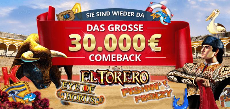 30.000 € Verlosung Sunmaker