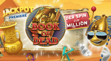 Sunmaker Casino – Book of Dead Jackpot