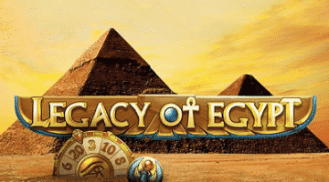 Legacy Of Egypt Slot im Intercasino