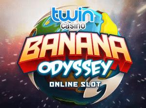 Banana Odyssey Spielautomaten im Twin Casino
