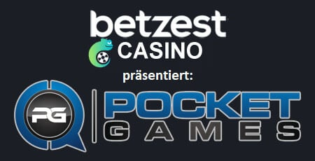 Pocket Games im Betzest Casino
