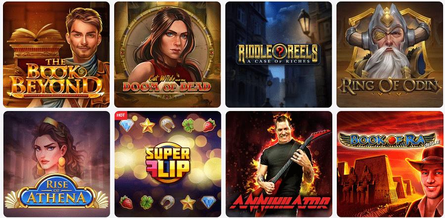 Zodiac Bet Casino Spielautomaten