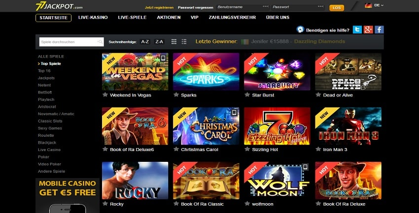 novoline online casino jackpot online