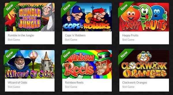 neues online casino sofort spielen