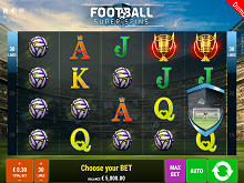 Football Super Spins