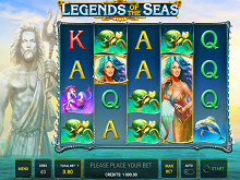 Legends of the Seas<