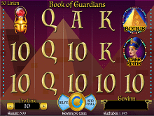the guardians online slot spielen