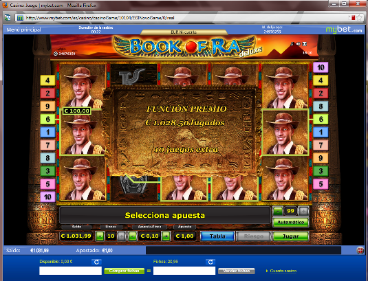 casino online deutschland book of rar spielen