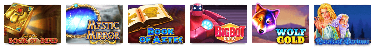 Slotsmillion Casino Spiele