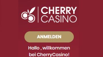 Cherry Casino 25 Euro gratis Geld Casino