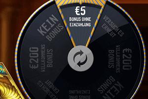 5€ aufs Haus und 100% Bonus winken im Energy Casino