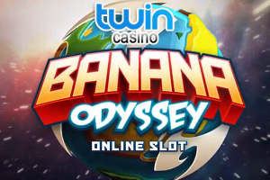 Microgaming Spiel Banana Odyssey exklusiv im Twin Casino