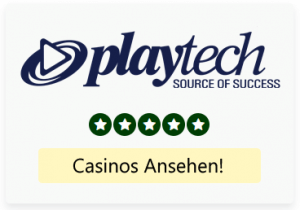 Playtech-Casinos