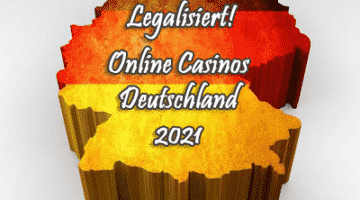 Deutsche Online Casinos legal ab Juli 2021 im Internet