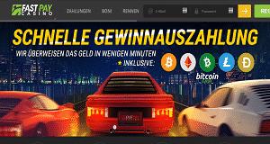 FastPay schnelle Gewinnauszahlung