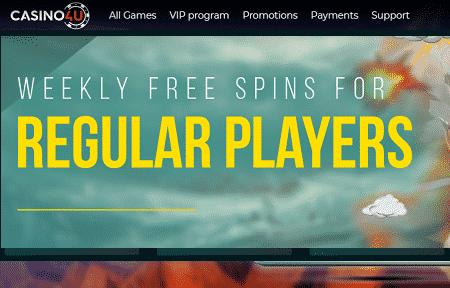 Casino4u Jede Woche Freispiele