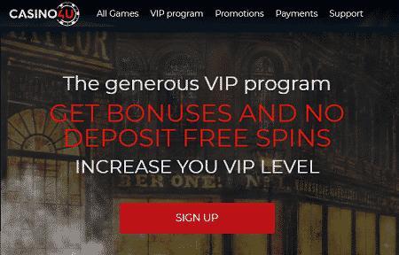 Casino4u Vip Programm